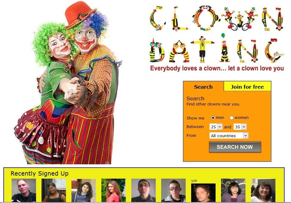 Clowndating