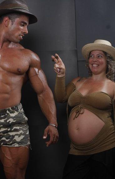schwanger von einem stripper