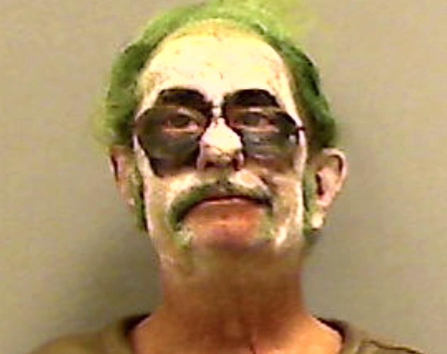 joker verbrecher sträfling verhaftet fotos lustig