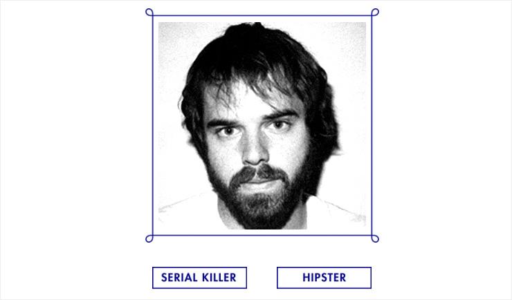 serienmörder oder hipster spiel nous sommes bobby watson