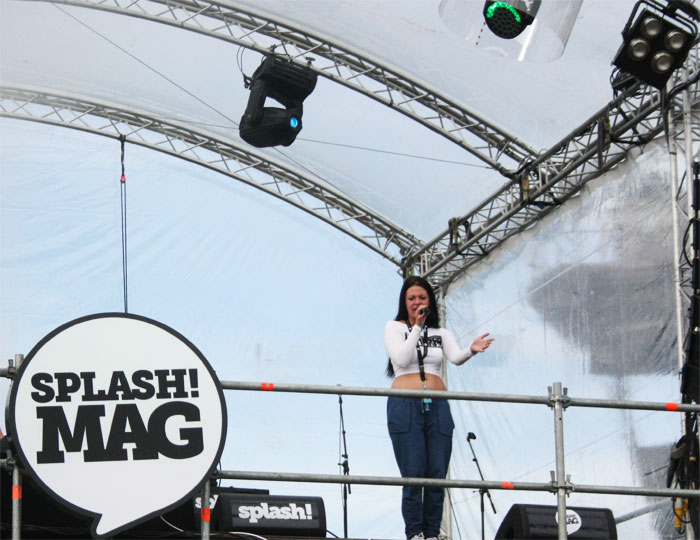 Lumara Splash! festival Ferropolis Splash! Mag Bühne