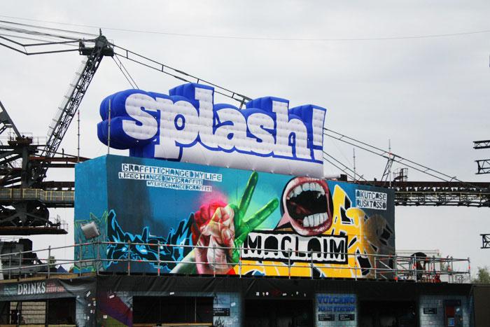 Splash!18 Main Stage MacClaim