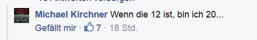 besorgte deutsche alter