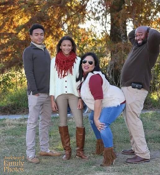 die skurrilsten Familienfotos