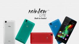 Wiko Rainbow Lite