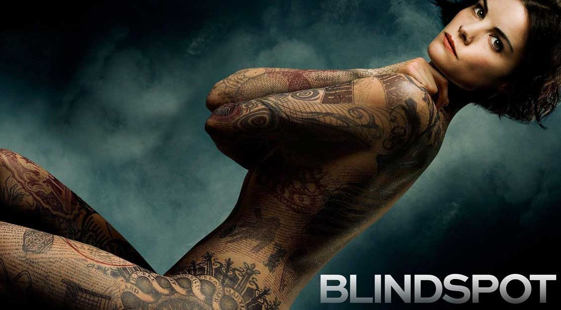 Blindspot Serie Rezension