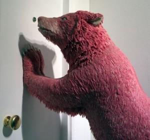 Kunst aus Kaugummi Skulpturen Maurizio Savini