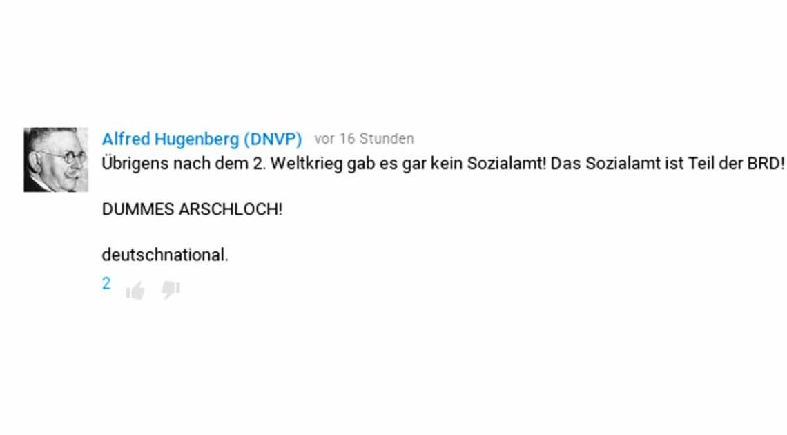 ich bin kein nazi aber beitragsbild