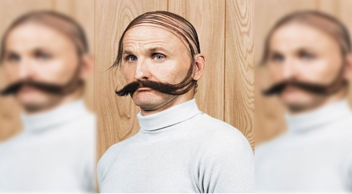 Glatze Kaschieren Die Lustigsten Uberkamm Frisuren Sleazemag