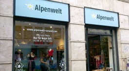 Alpenwelt Pop-up Store
