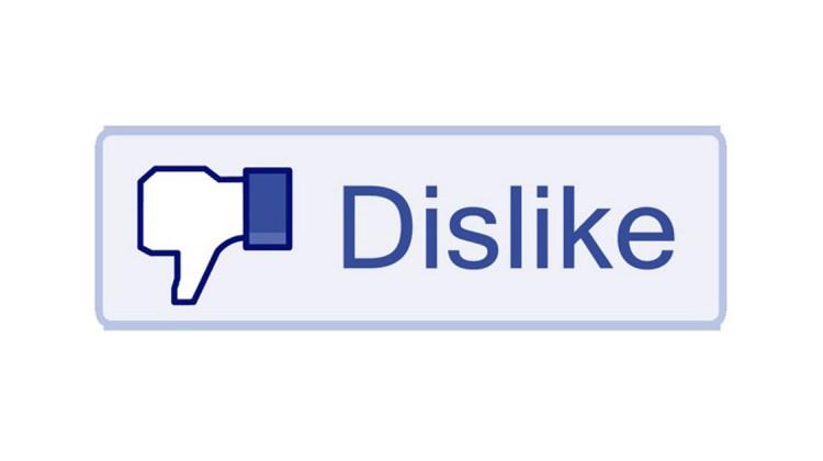 Facebook Dislike-Button