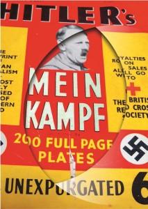 """Neulich in Weimar: """"Adolf Hitler: Mein Kampf, Band 1 & 2"""""""