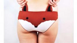 Etsy Knickerocker Unterwäsche mit tiergesichtern geschenkidee
