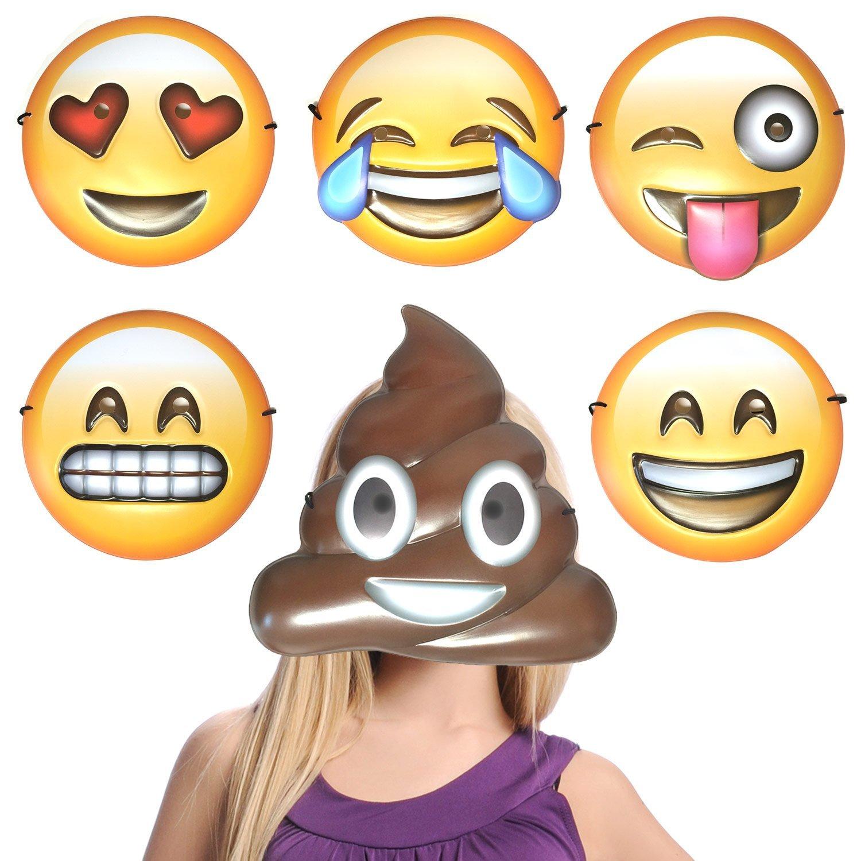 Verlosung: Emoji-Masken