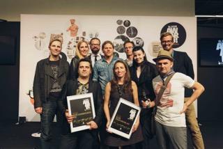 Liat Livni Gewinnerin Blooom Award by Warsteiner 2015