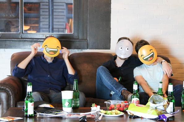 Emoji Masken