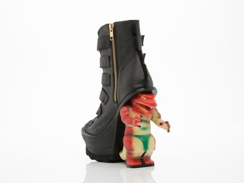 Godzilla Schuhe