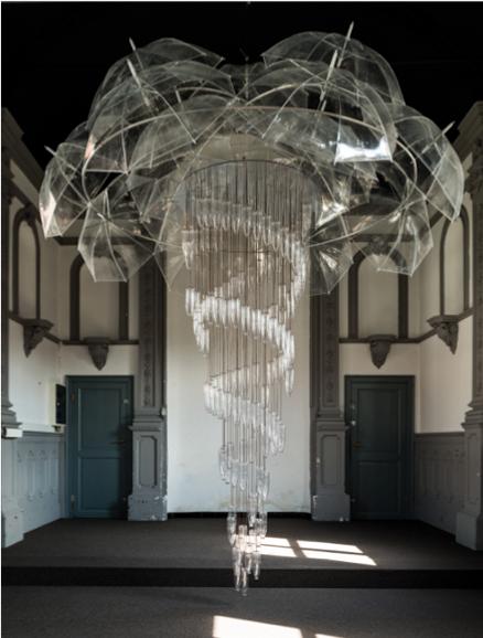 Mark Swysen dritter Platz Blooom Award by Warsteiner 2015