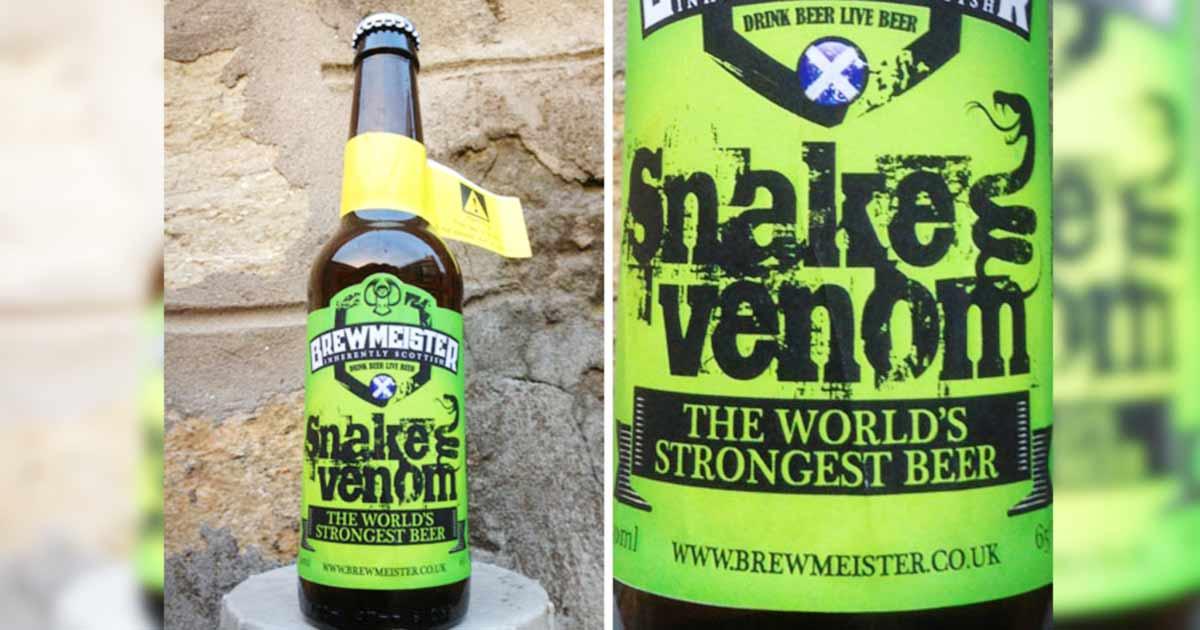 Stärkstes Bier Der Welt
