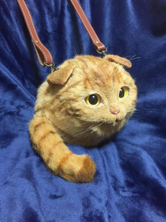 picopoco08 katzentaschen taschen die wie echte katzen aussehen