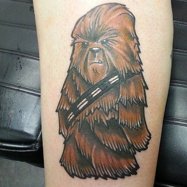 Star Wars und Tattoos
