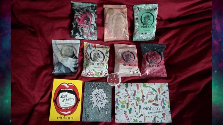 einhorn kondome jahresvorrat gewinnen bei sleaze