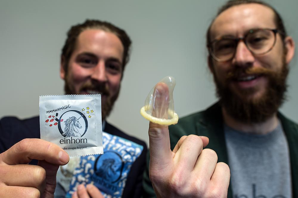einhorn kondome vor Gericht