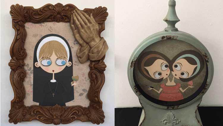 Ellia Ana Hill Amerian Horror Story Ausstellung
