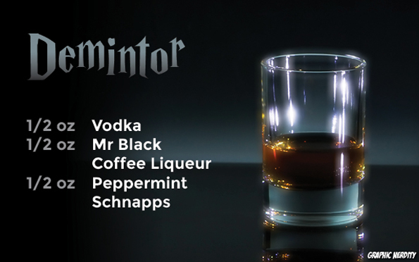 harry potter shots ideen rezept