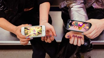 mm nails app 3d-hologramm app