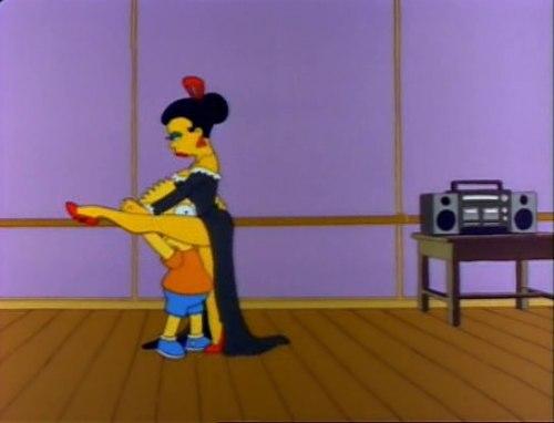 ungewollt perverse Zeichentrickserien Simpsons Fail