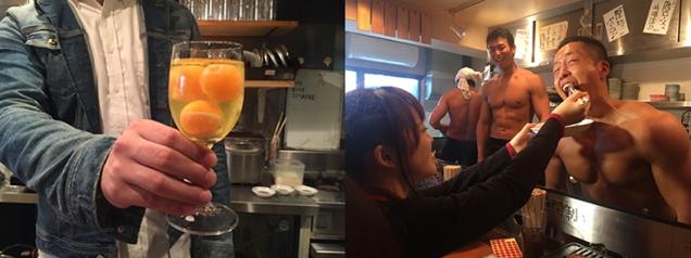 Macho Steak restaurant Tokio