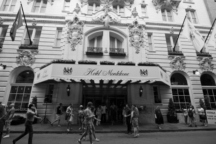 Hotels, in denen es spukt New Orleans