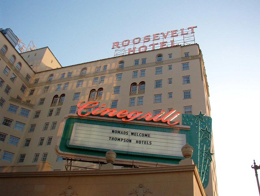 Hotels, in denen es spukt in Kalifornien