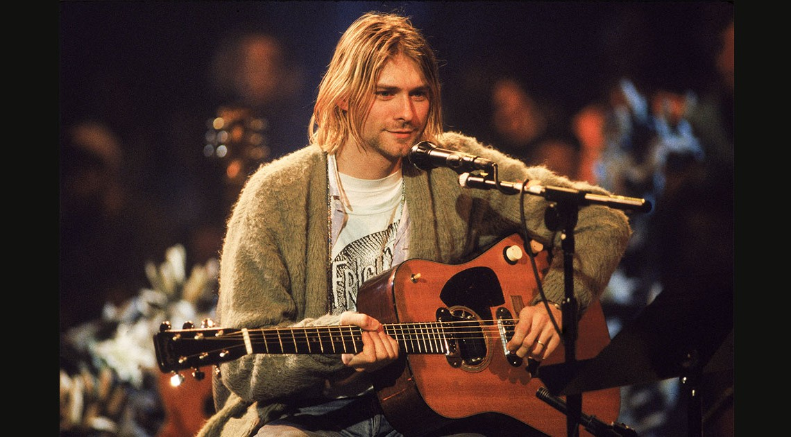 Kurt Cobain's MTV Unplugged Sweater