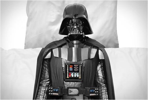 Star Wars Bettwäsche schnarchen dunkel darth vader