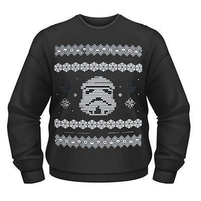BAY 57 Star Wars Weihnachtsmode stormtrooper Pulli