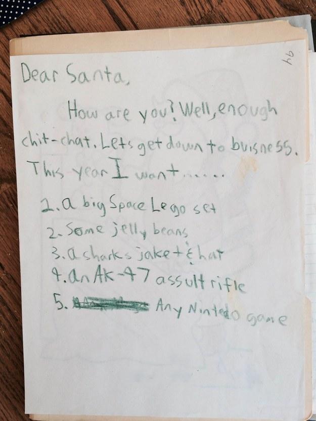 was kindern schenken liste lustig
