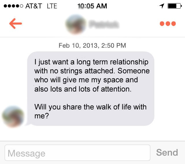 Best first message online dating