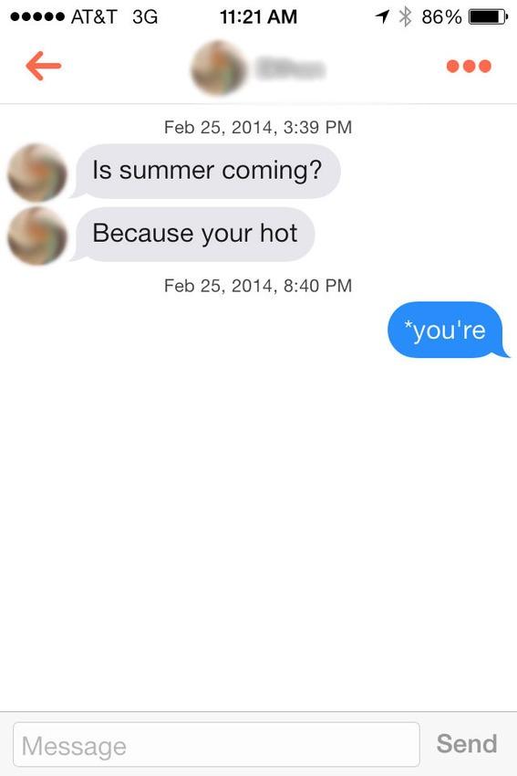 Online-dating keine antwort auf nachrichten