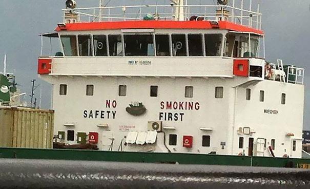design fails no safety smoking first schiff