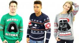 star wars pullis zu weihnachten merry sithmas