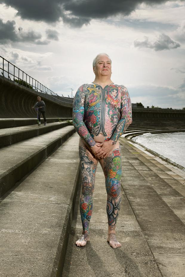 Tattoo Portriats von Alan Powdrill