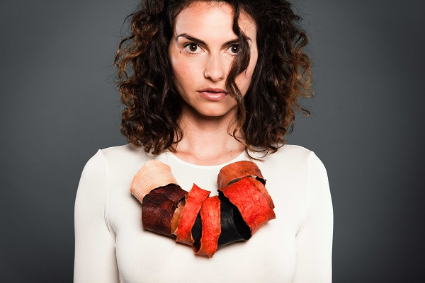 Mode aus Innereien Hidden Beauty Inner Skins Philip Kottlorz für Studio Gutedort