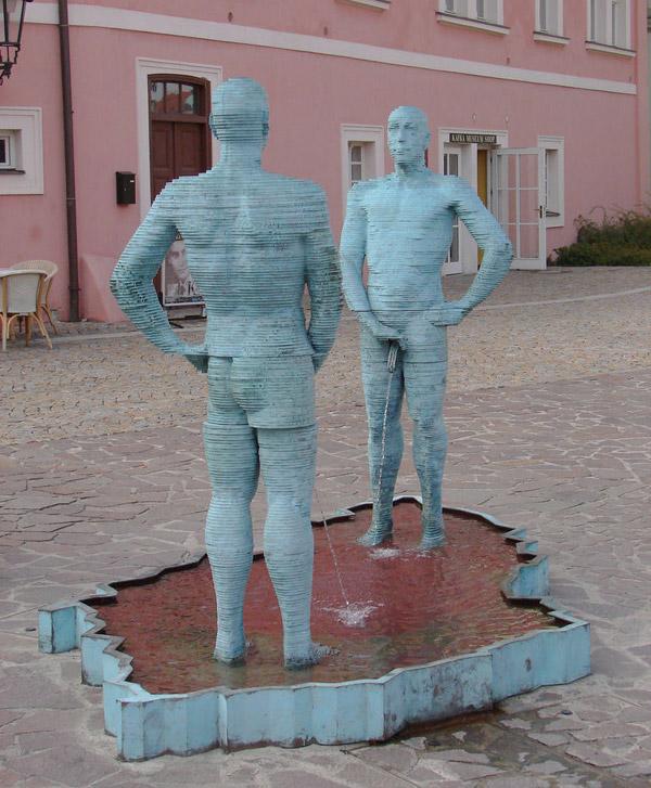 Statuen aus aller Welt
