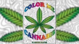Das Cannabis Ausmalbuch