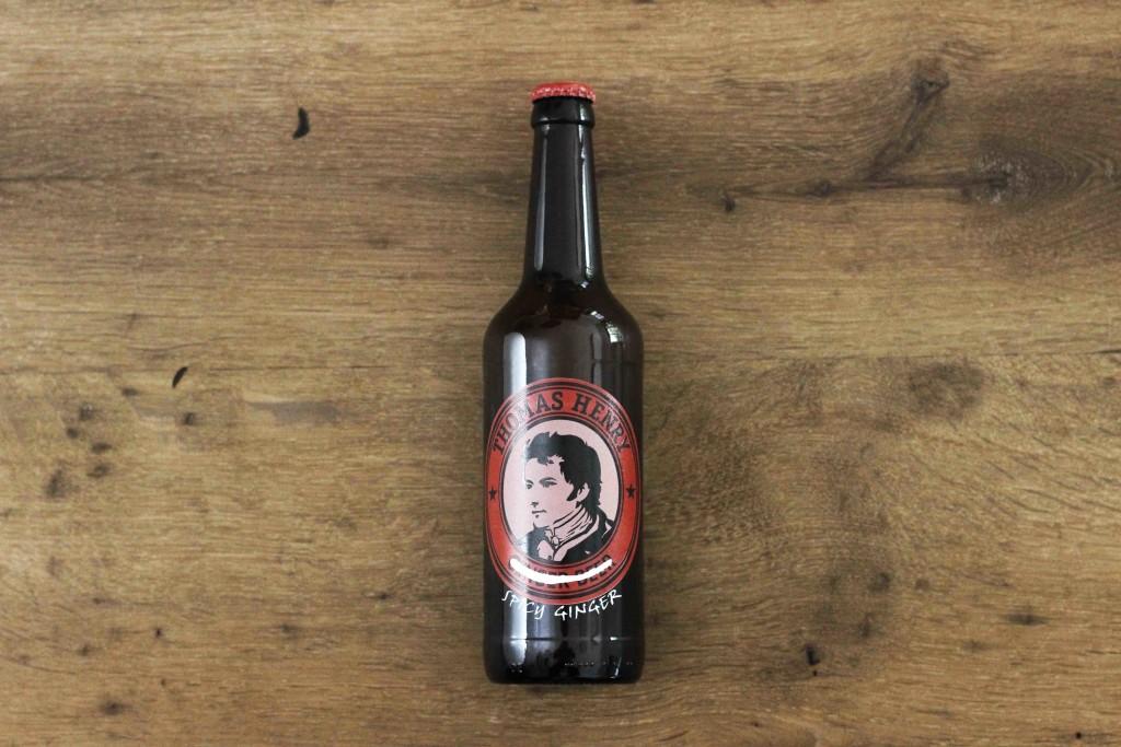 Ginger Beer Thomas henry