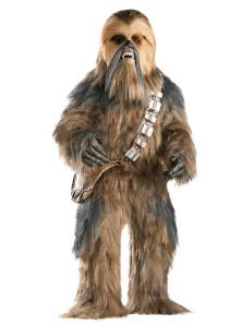 Maskworld im SLEAZE Adventskalender chewbacca-supreme-kostuem_maskworld.com