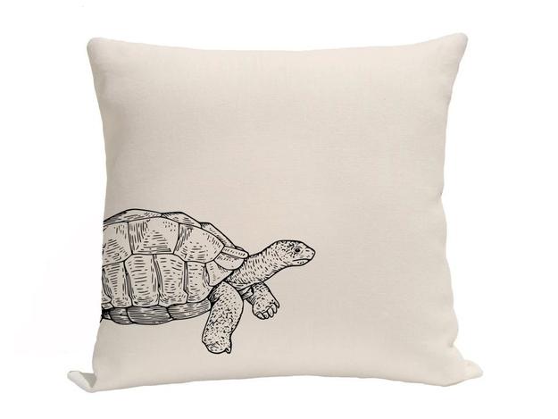 geschenke für tierliebhaber schildkröte kissen kissenbezug
