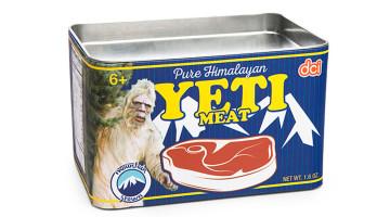 geschenkideen für sonderlinge yeti fleisch